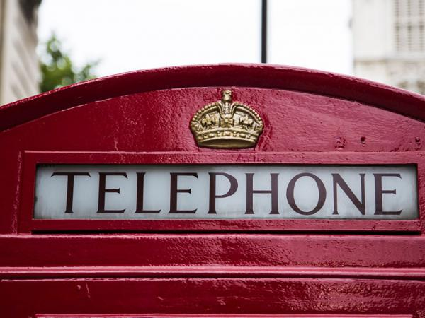 Phone box, UK data secuity and cloud data storage